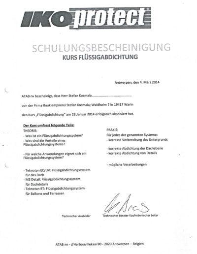 bescheinigung_fluessigabdichtung