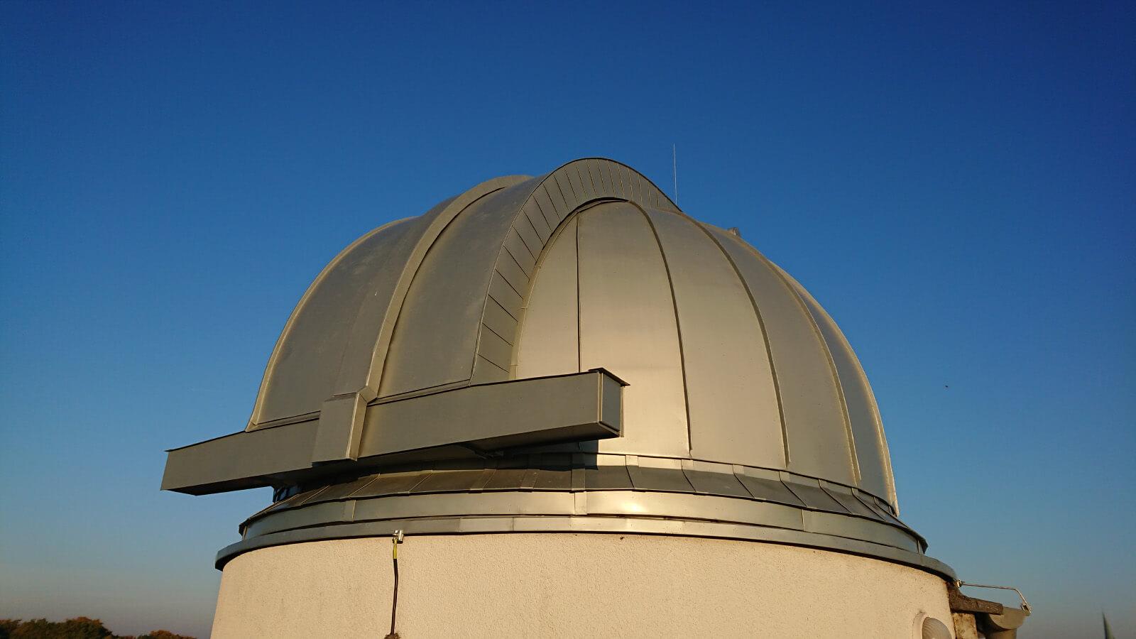 BV Dachkuppelsanierung Sternwarte Schwerin1